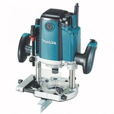 "makita. fresadora / router 12mm 1/2"" 1650w"
